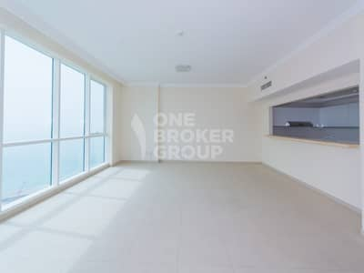 3 Bedroom Apartment for Sale in Jumeirah Beach Residence (JBR), Dubai - Vacant I High Floor| Sea & Marina View |