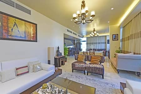 4 Bedroom Apartment for Sale in Jumeirah Lake Towers (JLT), Dubai - Upgraded | 4 Bed+maid | Duplex Penthouse