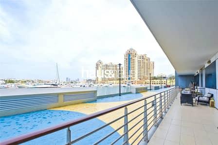 فلیٹ 2 غرفة نوم للبيع في نخلة جميرا، دبي - 500 sq.ft   2 Car Garage   Vacant on Transfer