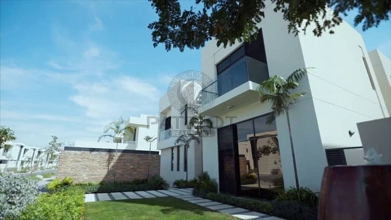 Ready Villa 0% DLD /3 years post payment