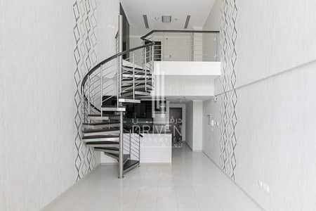 شقة 1 غرفة نوم للايجار في دبي مارينا، دبي - Duplex 1 Bed Apartment in Botanica Tower