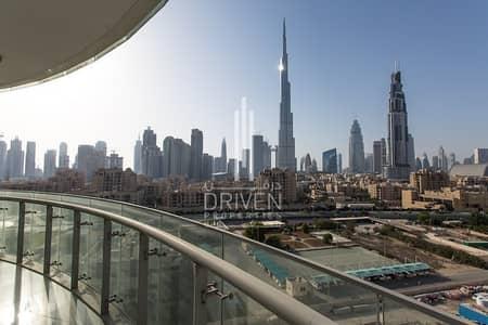 فلیٹ 2 غرفة نوم للايجار في وسط مدينة دبي، دبي - Stunning Apartment | Burj Khalifa Facing