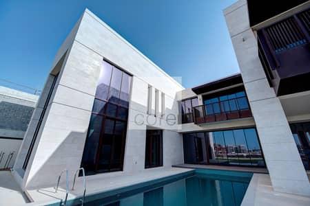 6 Bedroom Villa for Sale in Saadiyat Island, Abu Dhabi - Full Sea View | Beach Access | 6 Bed Villa