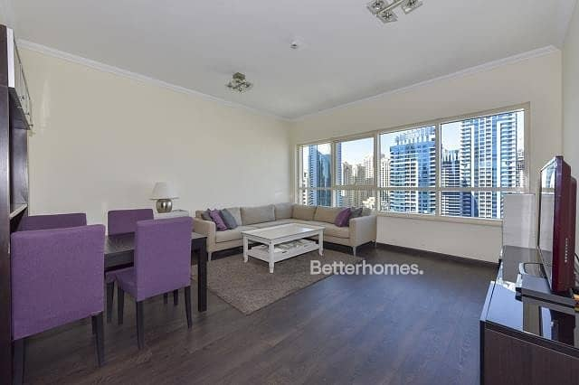 2 Fully Furnished   Marina View   Vacant on Transfer