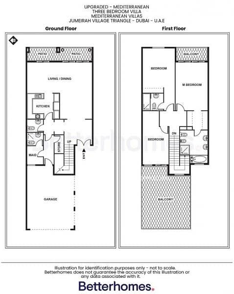15 2 Bedroom Townhouse in Jumeirah Village Triangle