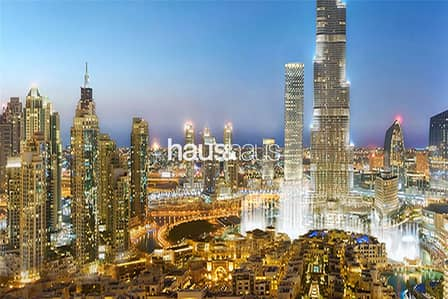 5 Bedroom Flat for Sale in Downtown Dubai, Dubai - Pay only 30% and get 5 BR Luxury Apt. in Downtown