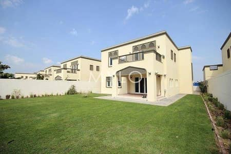 3 Bedroom Villa for Rent in Jumeirah Park, Dubai - Single Row Regional Large and Landscaped