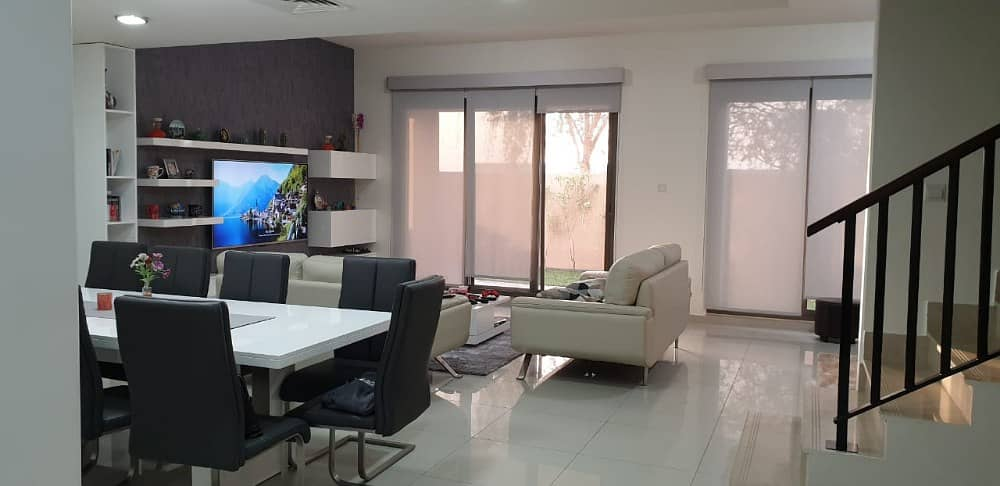 End Unit 4BR Townhouse For Rent in Al Zahia, Phase 1