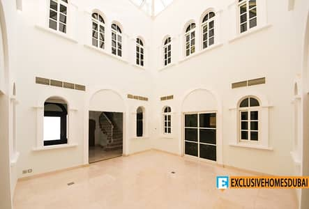 Andalusia 5BR  Study | Upgraded | Pool | Exclusive