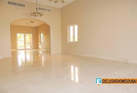 5 Bedroom Villa for Sale in The Villa, Dubai - Mazaya A2 | 5BR  Maid  Pool | Single Row