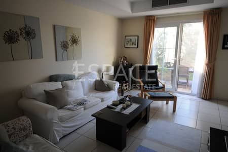 2 Bedroom Villa for Rent in The Springs, Dubai - Springs - Well Maintainted - Vacant