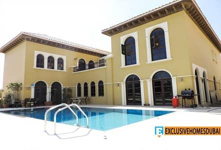 Villa Specialist | Upgraded Mallorca | 6BR |  Study | Maid | Private Pool