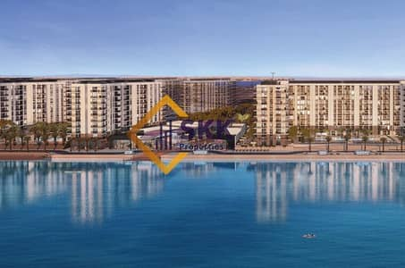 3 Bedroom Flat for Sale in Yas Island, Abu Dhabi - Your home with a lovely water view! Amazing promotion!