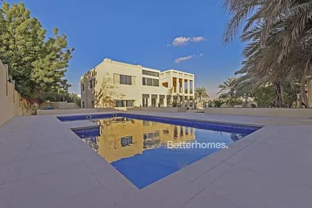 5 Bedroom Villa for Rent in Emirates Hills, Dubai - Fully Upgraded | Pool | Newly Landscaped