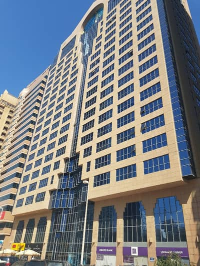 1 Bedroom Flat for Rent in Al Khalidiyah, Abu Dhabi - Huge and Spacious with amazing view apartment