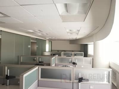 Office for Sale in Jumeirah Lake Towers (JLT), Dubai - Five Furnish Consecutive Floor| for Sale