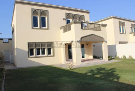 3 Bedroom Villa for Rent in Jumeirah Park, Dubai - District 6 Regional  Large 3 BR Corner Big Plot