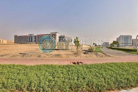 Plot for Sale in Mohammed Bin Zayed City, Abu Dhabi - Residential Land in Mohamed Bin Zayed City
