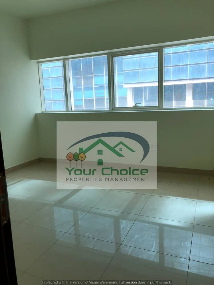 Brand New Building 1 Bedroom 2 Bathrooms  Store room  with Car Parking 55k/year 4 payment