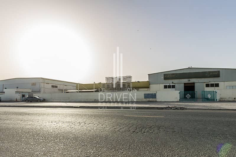 14 Fully Furnished Big Warehouse in Al Qouz