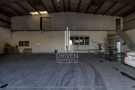 Fully Furnished Big Warehouse in Al Qouz