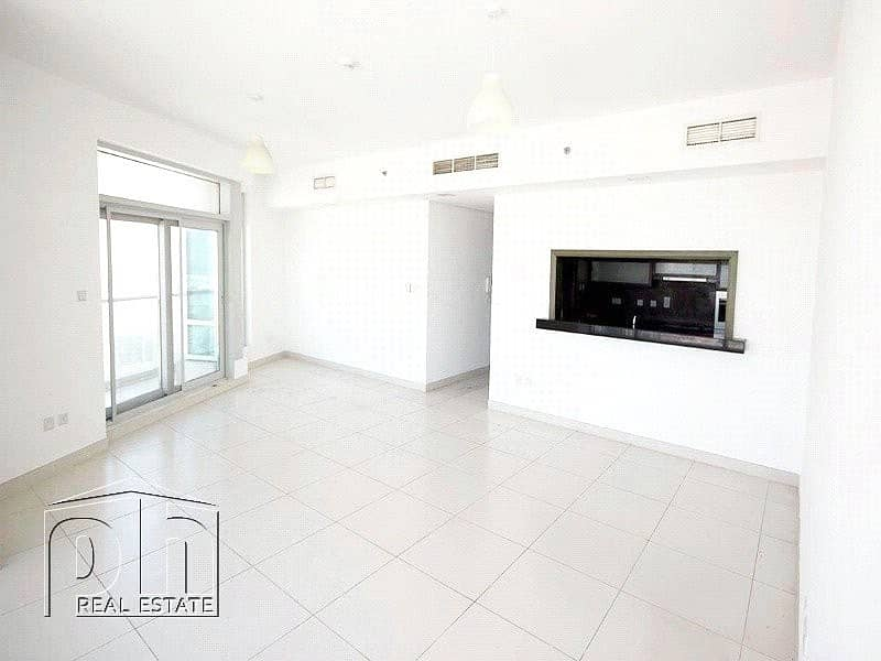 Largest 1 Bed - 05 Type - Khalifa View - 7.3% ROI