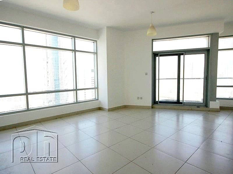 2 Largest 1 Bed - 05 Type - Khalifa View - 7.3% ROI