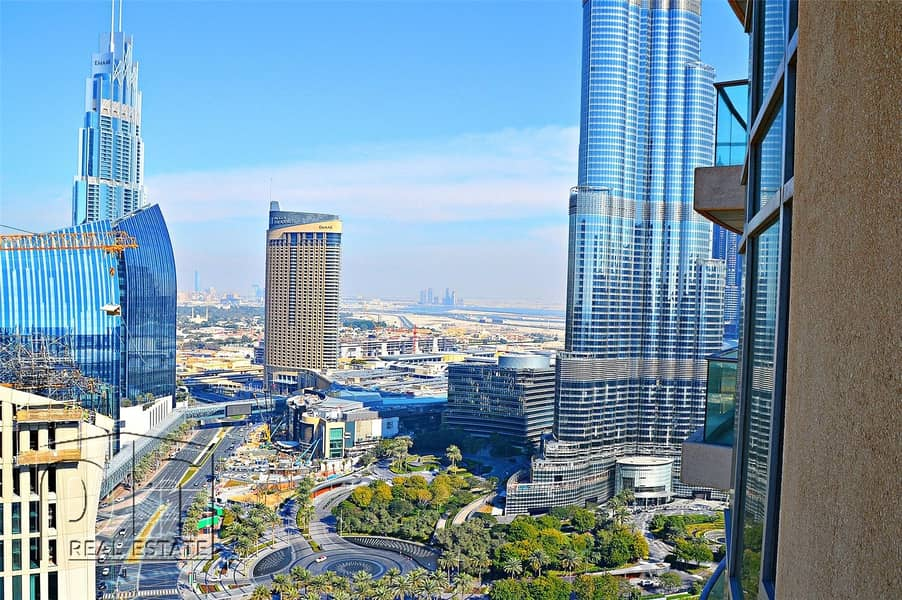 8 Largest 1 Bed - 05 Type - Khalifa View - 7.3% ROI