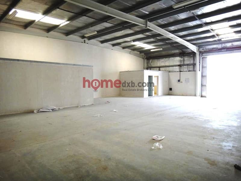 2  Huge Insulated Warehouse + Office