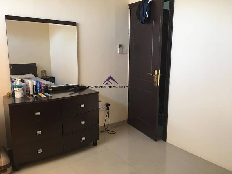 1 SPACIOUS 1 BHK AND HALL FOR RENT IN MOHAMMED BIN ZAYED CITY