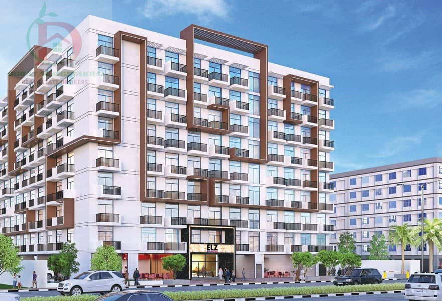 Smartest Choice in Arjan I Brand New I STUDIO Apartment I Cheapest in the Market