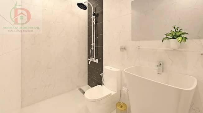 12 Smartest Choice in Arjan I Brand New I STUDIO Apartment I Cheapest in the Market