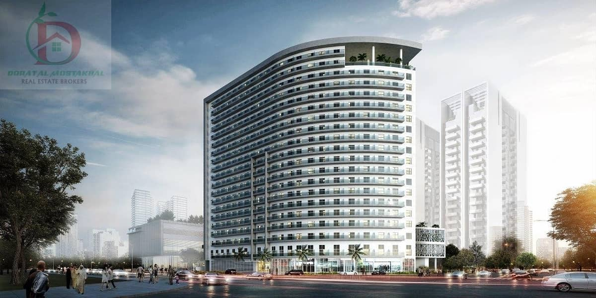 Special Offer for a limited Time at AED 473K Only I Brand New STUDIO Apartment in Al Barsha South