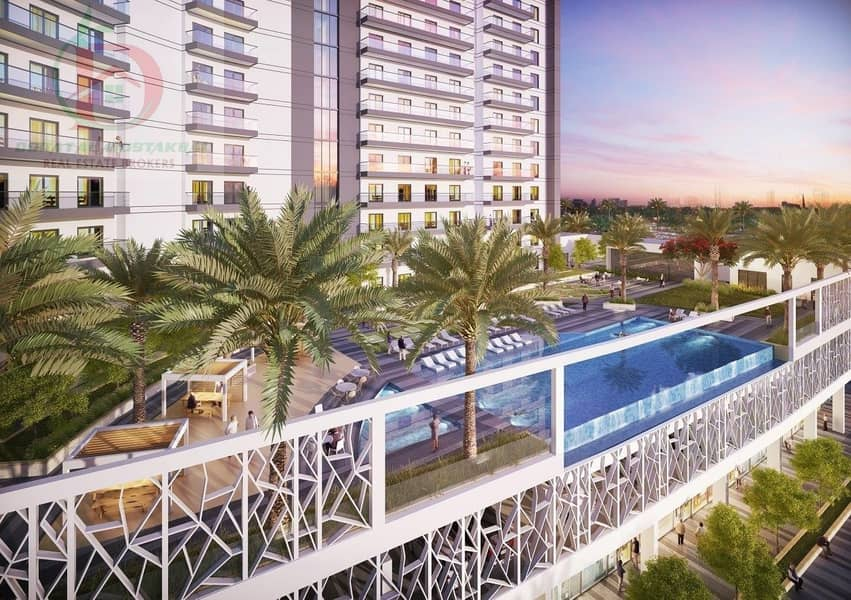 2 Special Offer for a limited Time at AED 473K Only I Brand New STUDIO Apartment in Al Barsha South