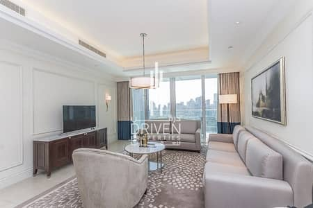 2 Bedroom Hotel Apartment for Rent in Downtown Dubai, Dubai - Brand New Apartment w/ Burj Khalifa View