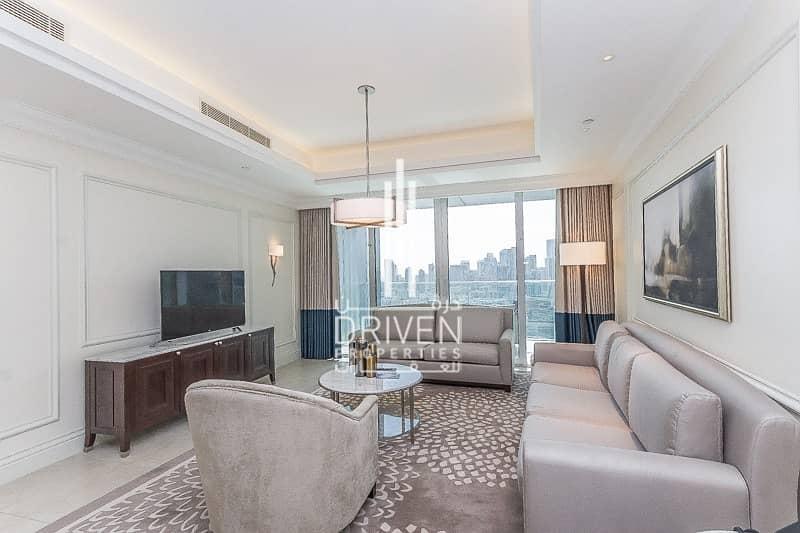 2 Brand New Apartment w/ Burj Khalifa View
