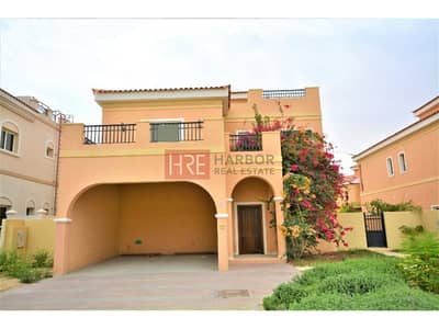 5 Bedroom Villa for Rent in The Villa, Dubai - Must See|Full Park View|Best Location|Call Now