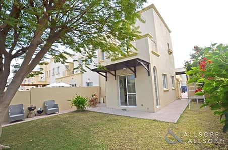 2 Bedroom Villa for Sale in The Springs, Dubai - Near Pool | Vacant on Transfer | Type 4E