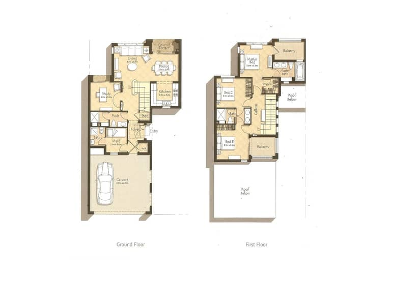 10 4 Bedroom Unit | Pool and Park | End Unit