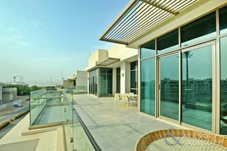 بنتهاوس 3 غرفة نوم للايجار في ميدان، دبي - Three Bedroom   Large Terrace   Furnished