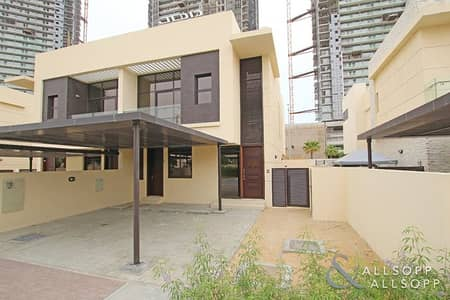 3 Bedroom Villa for Rent in DAMAC Hills (Akoya by DAMAC), Dubai - 3 Bed Type TH-K   Single Row   Brand New