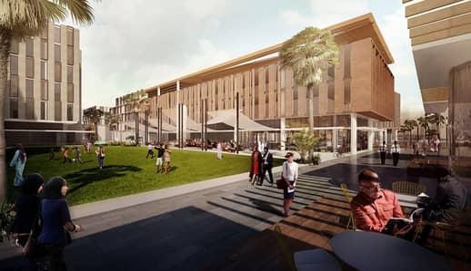 شقة 1 غرفة نوم للبيع في المدينة الجامعية بالشارقة، الشارقة - تملك الان غرفة وصالة بمشروع الممشي بسعرمميز 445000 درهم وباقساط ميسرة .