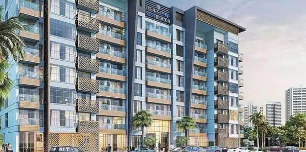 استوديو  للبيع في الفرجان، دبي - شقة في عزيزي برتون الفرجان