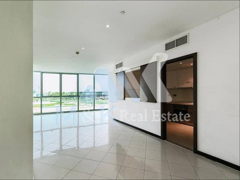 شقة في مرسى بلازا دبي فيستيفال سيتي 2 غرف 2355000 درهم - 3235137