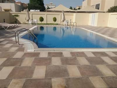 4 Bedroom Villa for Rent in Mohammed Bin Zayed City, Abu Dhabi - Amazing 4 Master Bedroom Villa with Sharing Swimming Pool & GYM