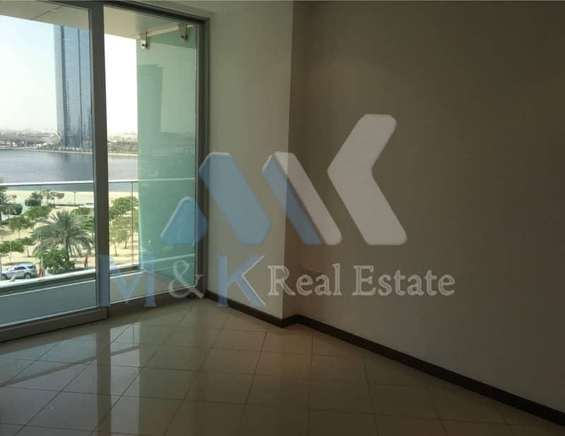 شقة في مرسى بلازا دبي فيستيفال سيتي 1 غرف 1668000 درهم - 3214634