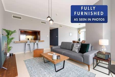 2 Bedroom Apartment for Rent in Downtown Dubai, Dubai - Burj Khalifa Views | Chiller Fee| Brand New Furniture