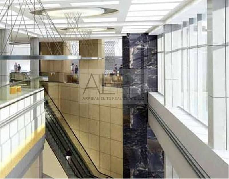 11 High Grade Office w/ Sheikh Zayed Road View