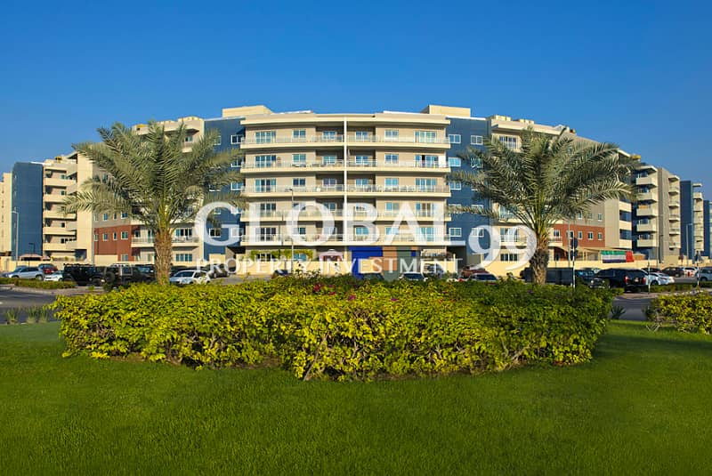 Good Investment! Own this Studio in Al Reef D/T