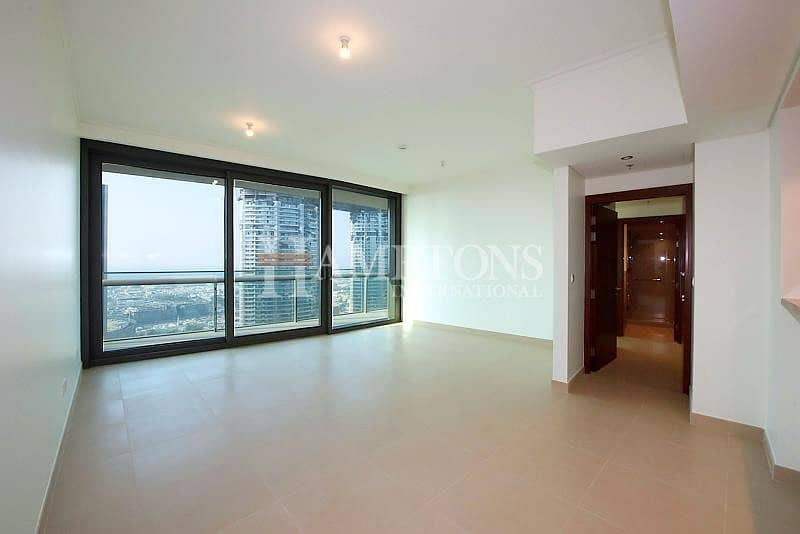 Sea View / Middle Unit / Brand New 2BR
